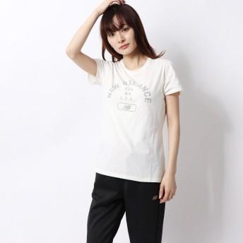 ニューバランス new balance レディース 半袖機能Tシャツ AWT01158 AWT01158