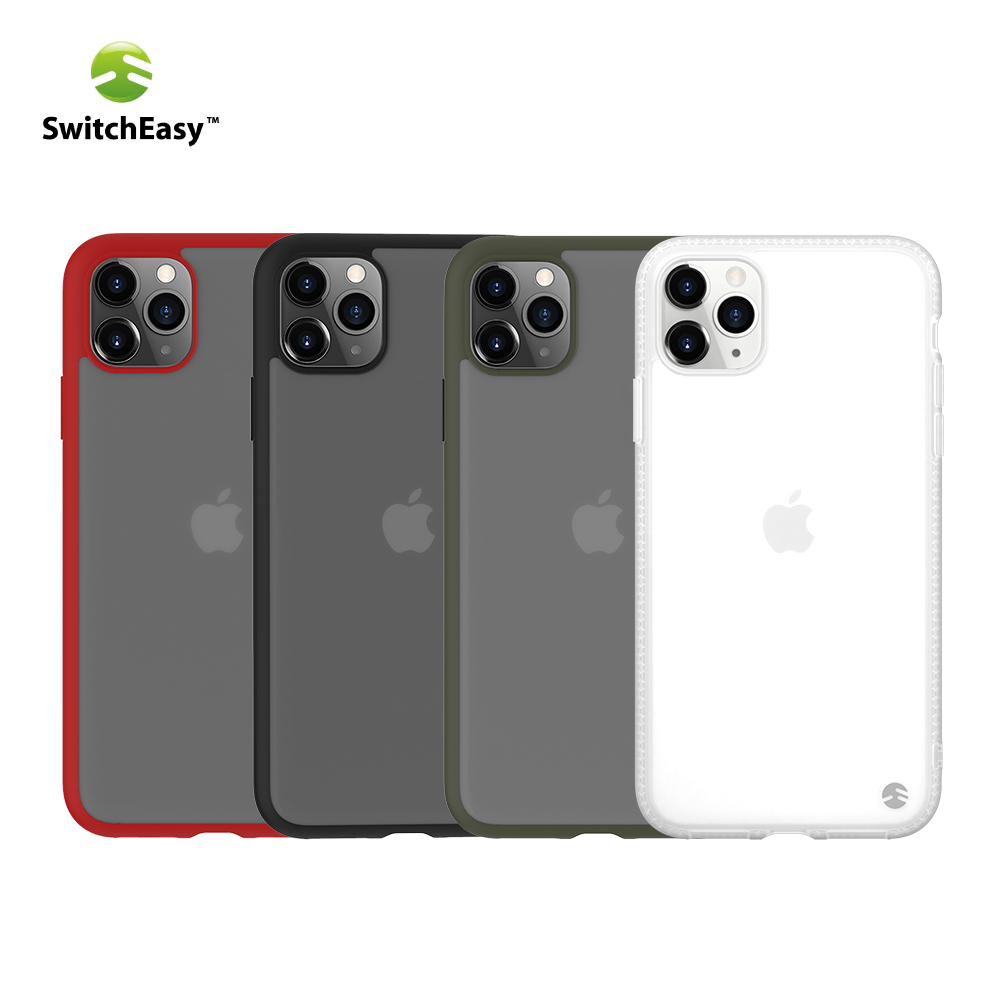 【SwitchEasy】iPhone 11 Pro AERO捍衛系列防摔手機殼