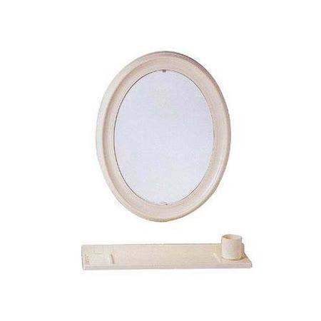 手易坊高級防霧橢圓鏡