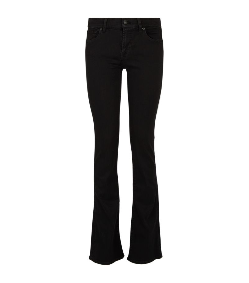 7 For All Mankind Bootcut Bair Jeans
