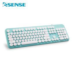Esense 3700復古圓形標準鍵盤(13-EOK370)