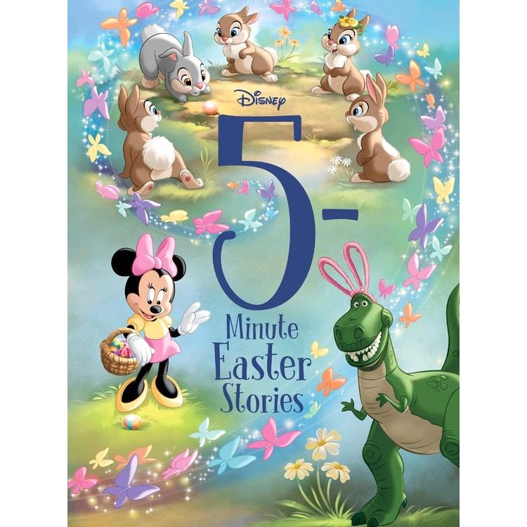 5-Minute Easter Stories (精裝本)【三民網路書店】[79折]
