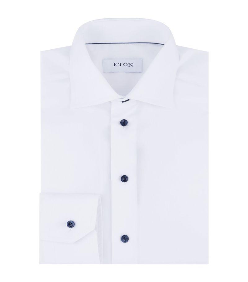 Eton Cotton Slim-Fit Shirt