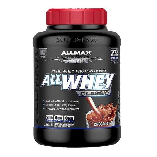 **超好喝**加拿大 ALLMAX 乳清蛋白Classic 經典款 五磅 多口味