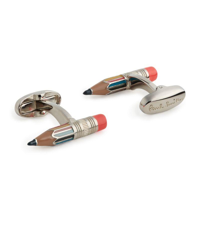 Paul Smith Multicoloured Pencil Cufflinks