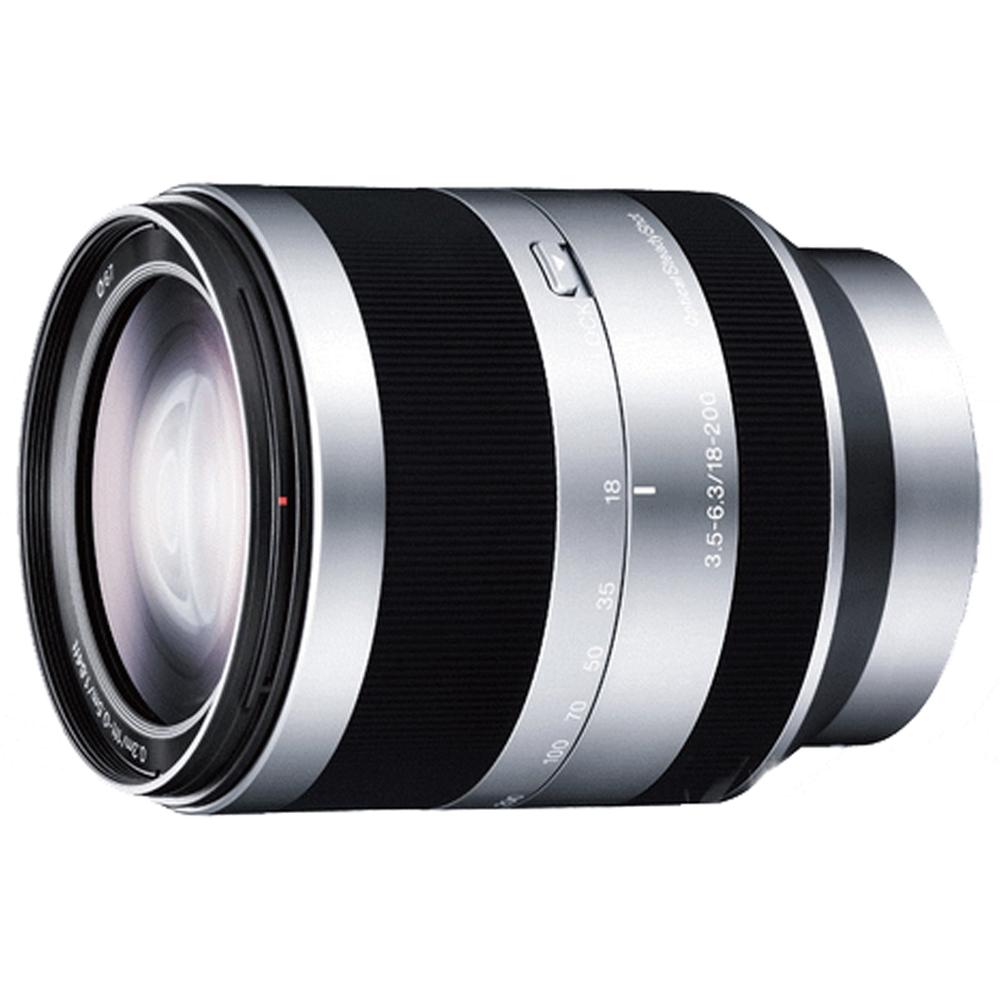 【保護鏡(67)+拭鏡筆】SONY E 18-200mm F3.5-6.3 OSS (公司貨)(SEL18200).