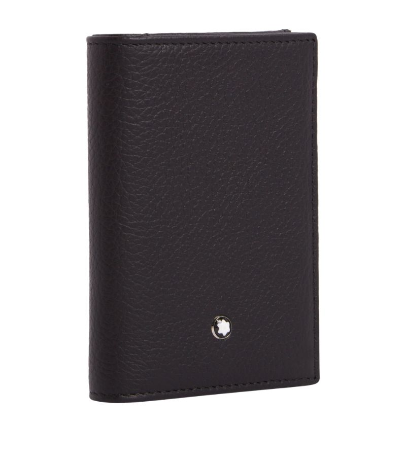 Montblanc Leather Trifold Wallet
