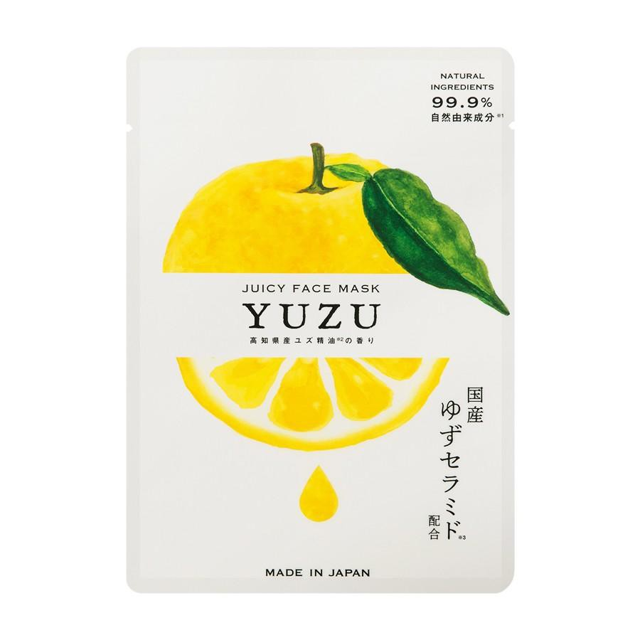 DAILY AROMA JAPAN Yuzu Face Mask 面膜/ 柚子 誠品