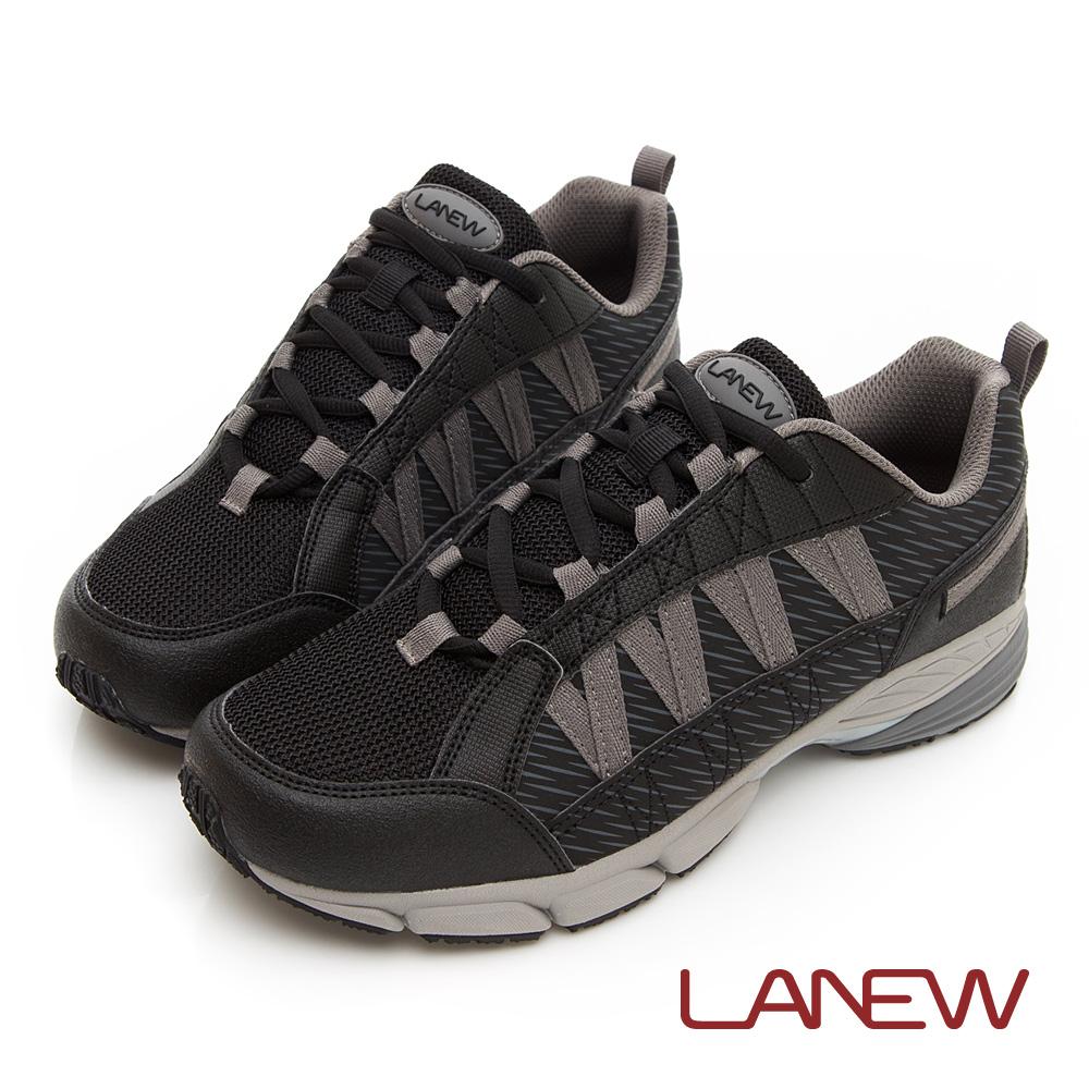 LA NEW 優纖淨 穩定加強慢跑鞋(男225613930)