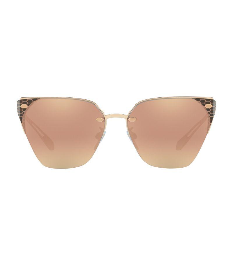 Bvlgari Serpenti Cat Eye Sunglasses