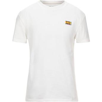 《セール開催中》JACK & JONES ORIGINALS メンズ T シャツ ホワイト S コットン BCI 100%