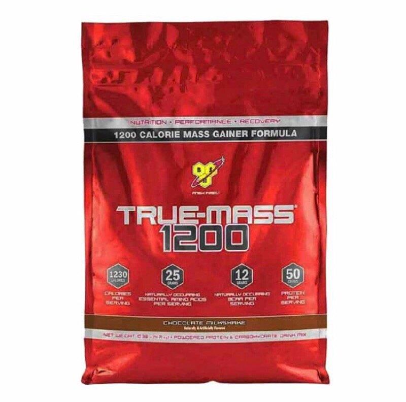 **巨大肌專用BSN 高熱量 乳清蛋白 True MASS 1200 健身 重訓 必備