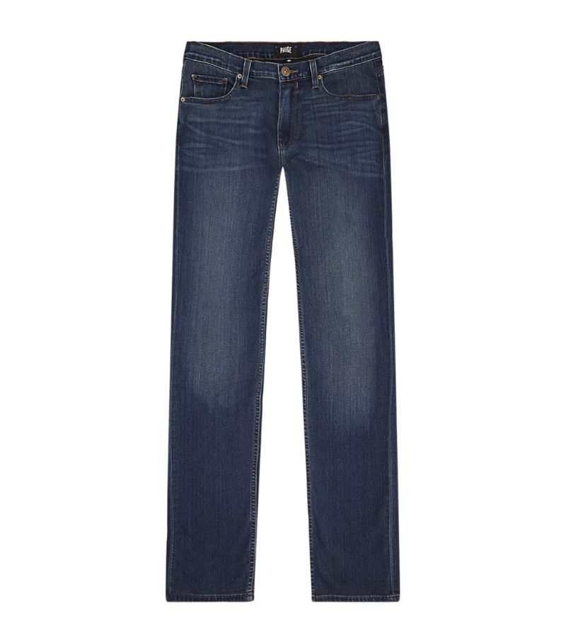Paige Federal Slim-Straight Jeans