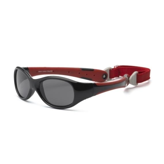 美國RKS 探險家太陽眼鏡-紅黑
