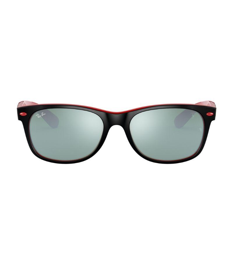 Ray-Ban + Scuderia Ferrari Wayfarer Sunglasses