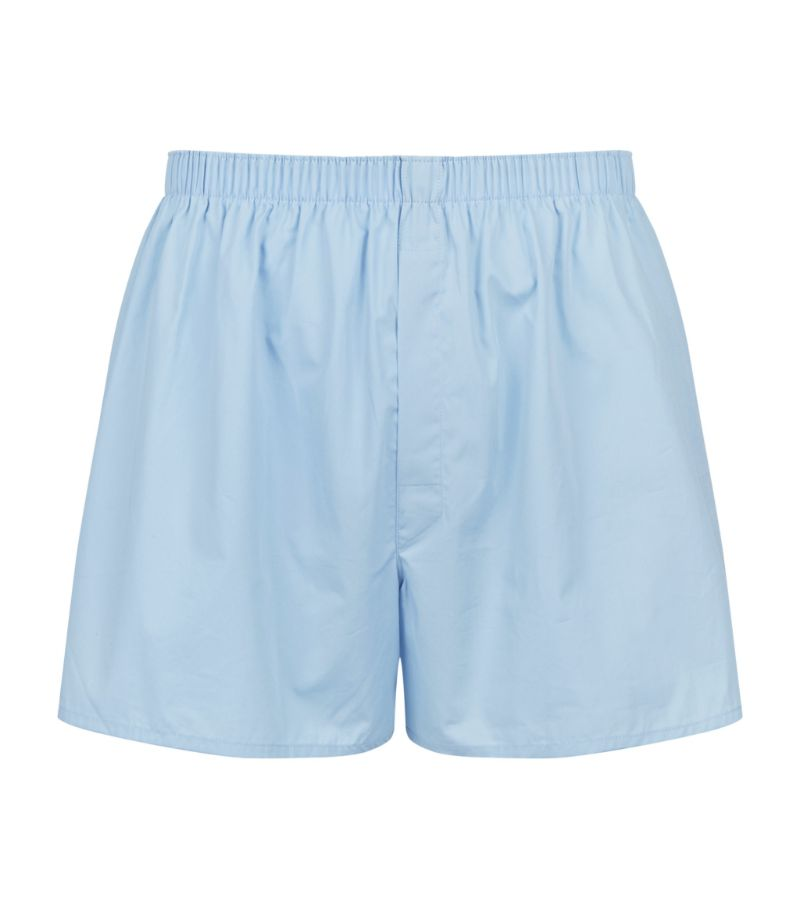 Sunspel Cotton Classic Boxer Shorts