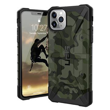 UAG iPhone 11 Pro Max 耐衝擊迷彩保護殼 綠