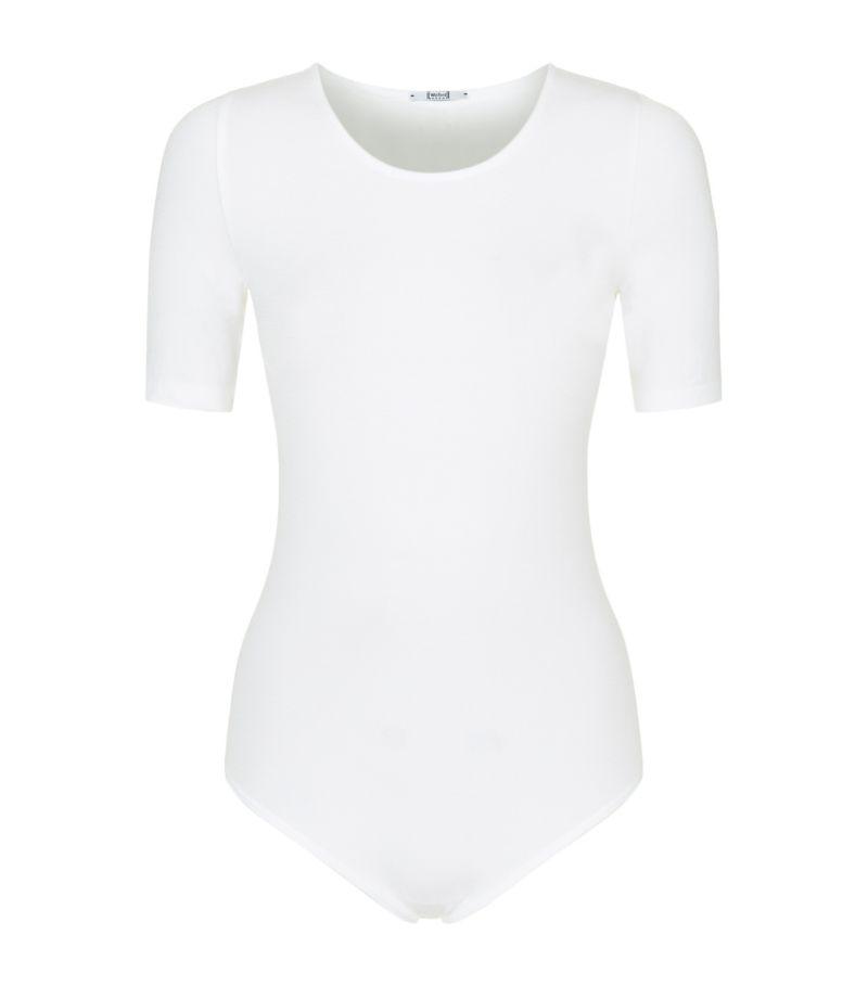 Wolford Bahamas Short-Sleeved Bodysuit