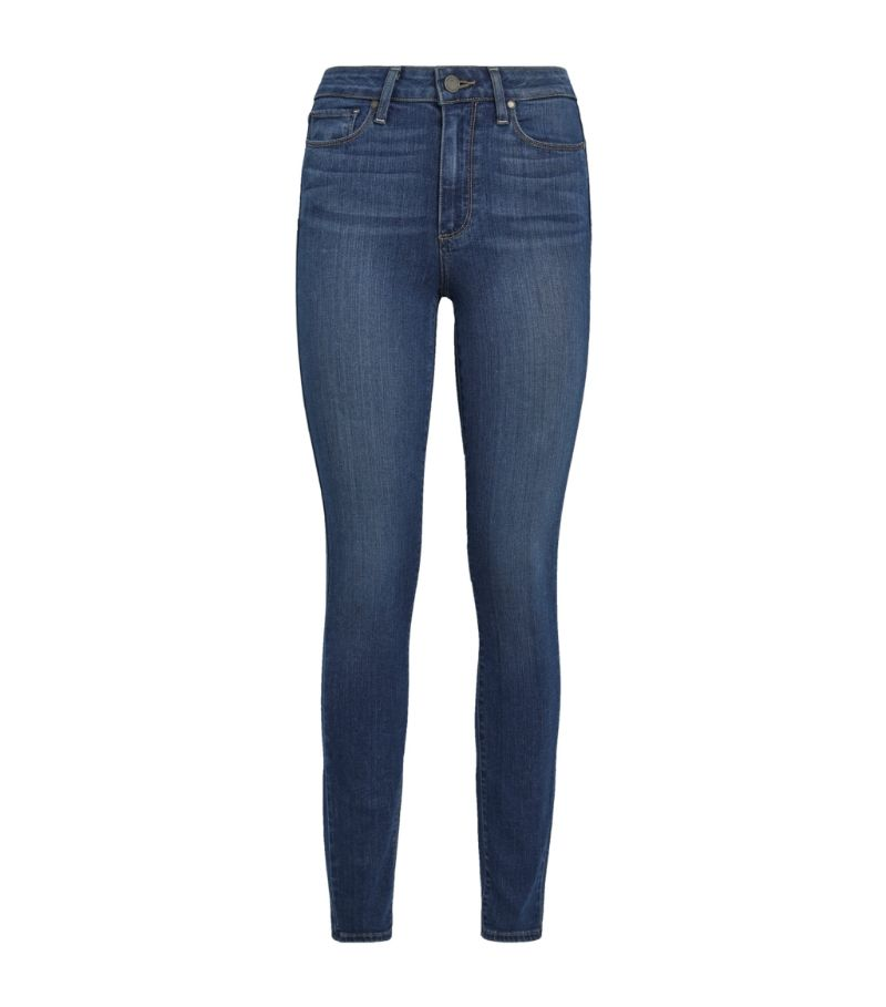 Paige Hoxton Ultra-Skinny Jeans
