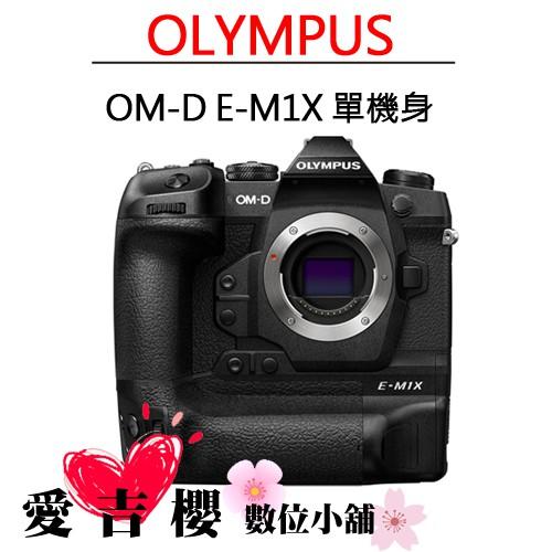OLYMPUS OM-D E-M1X 單機身 公司貨 全新 免運 微單 旗艦機 防滴 防塵 送原電