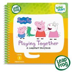 【LeapFrog】LeapStart 點讀書 幼兒14- 佩佩豬3D