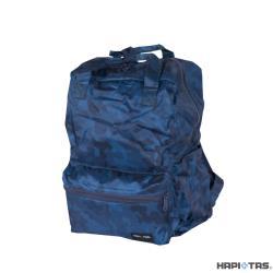 HAPI+TAS HAP0006 摺疊手提後背包-229深藍迷彩