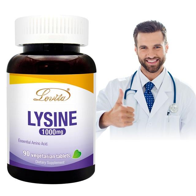 Lovita愛維他 離胺酸1000mg 素食90錠