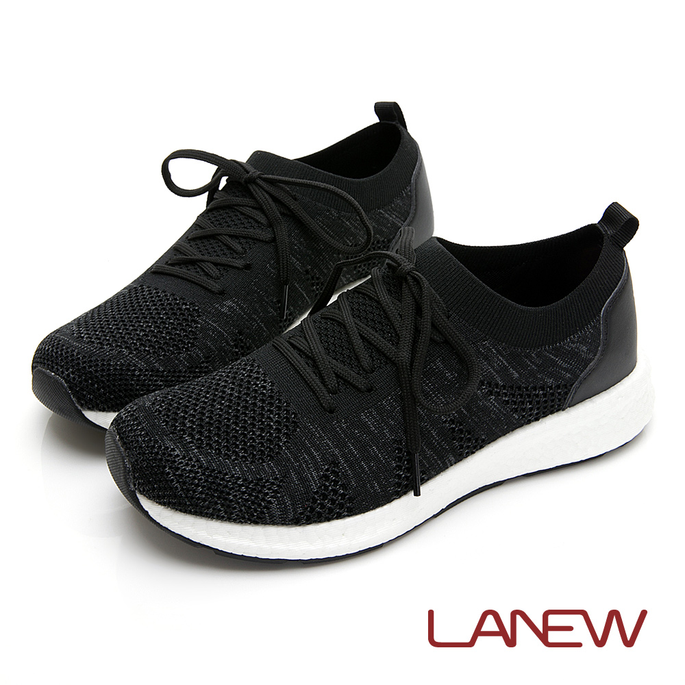 LA NEW 爆米花 超彈減震 慢跑鞋(男225618830)
