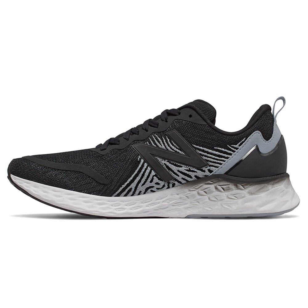 【滿額最高折318】New Balance 2E 男鞋 慢跑 輕量 高緩震 柔軟 網布 黑【運動世界】MTMPOBK