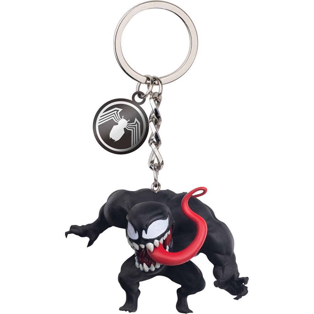 小蟻國正版 野獸國 漫威英雄系列 蛋擊公仔鑰匙圈 猛毒 共生體 marvel 漫威 漫畫 鑰匙圈
