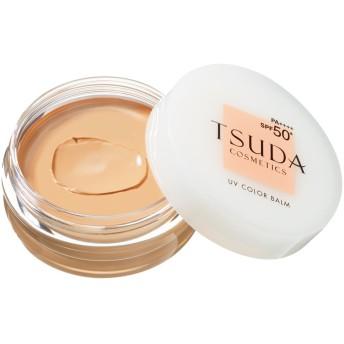 TSUDA COSMETICS/ツダコスメティクス UVカラーバーム 18gナチュラルピンク