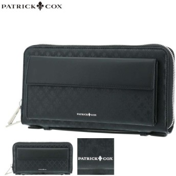 パトリックコックス セカンドバッグ キングキャンバス メンズ PXMH9JC1 PATRICK COX | クラッチバッグ