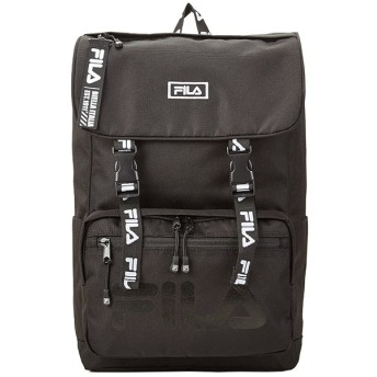 カバンのセレクション フィラ リュック メンズ レディース スポーツ ブランド 通学 15L FILA 7590 ユニセックス ブラック フリー 【Bag & Luggage SELECTION】