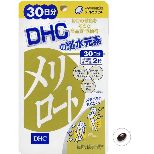 《DHC》纖水元素(30日份/60粒)