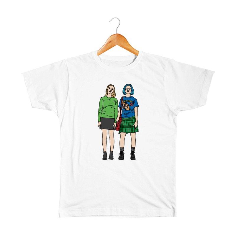 Enid and Rebecca #3 T恤