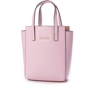 リエンダ rienda MINIMAL SIMPLE TOTE S R03-1-00097 (ピンク)