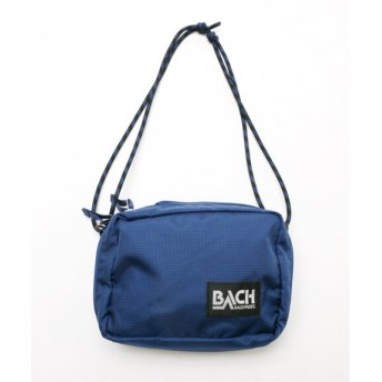 JOURNAL STANDARD 【BACH / バッハ】ACCESSORY BAG M 420D NH CORDURA ブルー フリー