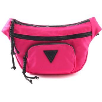 ゲス GUESS KODY Belt Bag (PINK)