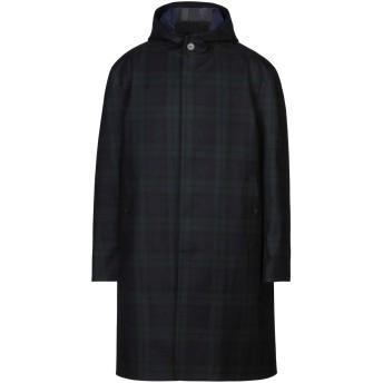 《セール開催中》MACKINTOSH メンズ ライトコート ダークブルー 38 ウール 100% / コットン