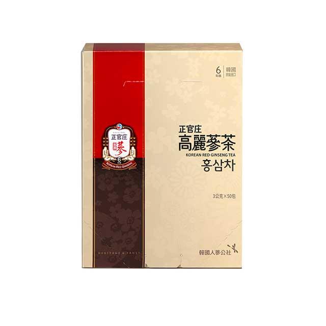 正官庄  高麗蔘茶 50包