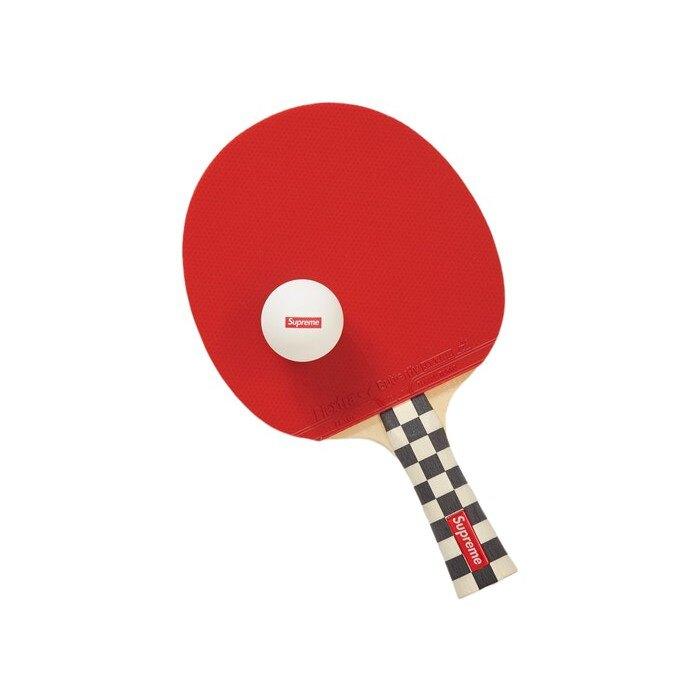 Supreme Butterfly Table Tennis Racket Set Checkerboard 桌球拍