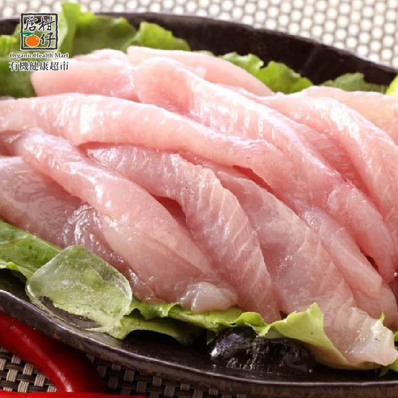 履歷虱目魚柳 (300g±10%/包)
