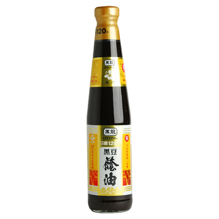 黑龍 春蘭級黑豆蔭油膏