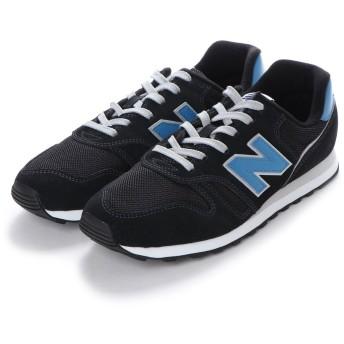 ニューバランス new balance ML373 212373 (ブラック×ブルー)