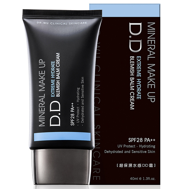 DR.WU 超保濕水感DD霜