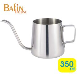 【Bafin House】welead不鏽鋼手沖細口壺 350ml