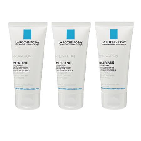 理膚寶水 多容安舒敏溫和潔膚乳  50ML三入組