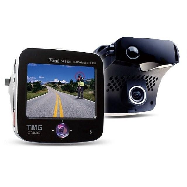 TMG GDR360 GPS行車記錄器