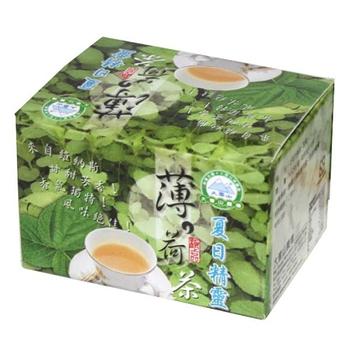 【大雪山農場】花草茶系列任選5盒