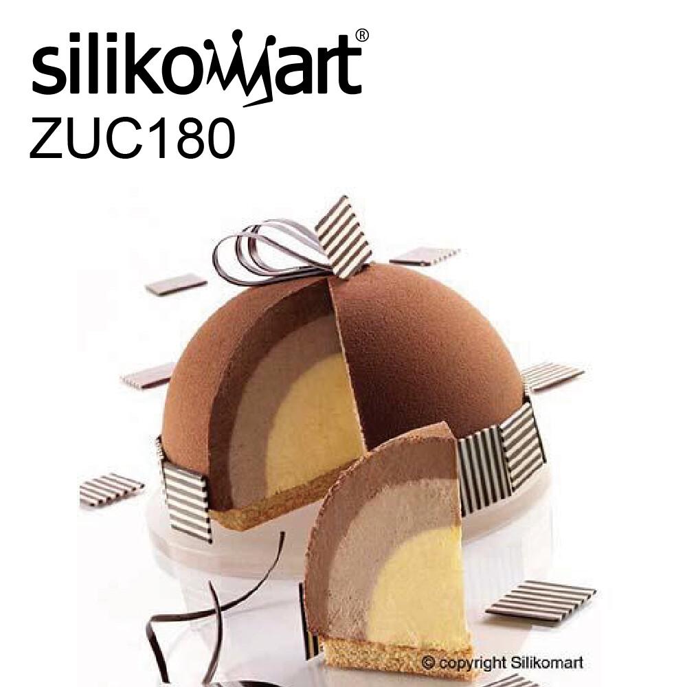 silikomart冰淇淋/蛋糕模具-半圓蛋糕模(180mm)